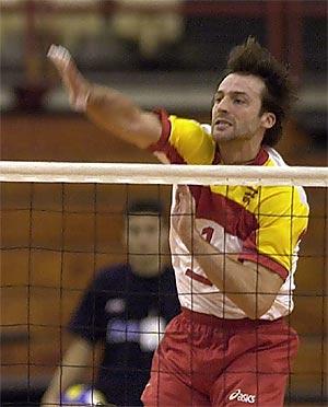 Jugadores importantes de voleibol